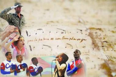 Destaca presidente de Cuba fecha de creación de Himno Nacional