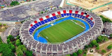 Estadio Metropolitano acogerá la ceremonia inaugural de los Juegos Centroamericanos y del Caribe