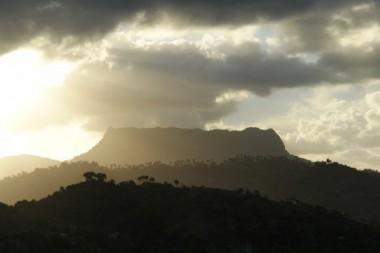 Yunque de Baracoa. Foto: Rodney Alcolea / Cubadebate