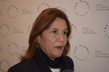 La ministra de Ciencia, Tecnología y Medio Ambiente de Cuba, Elba Rosa Pérez