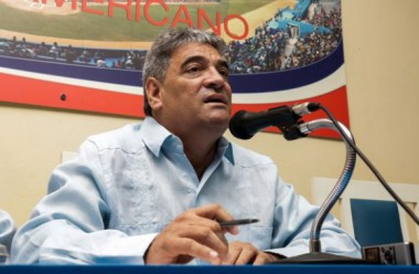 Ernesto Reinoso, Director Nacional de Béisbol. Foto: Calixto N Llanes / JIT