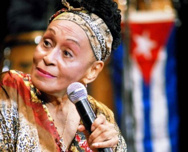 diva del Buena Vista Social Club, Omara Portuondo