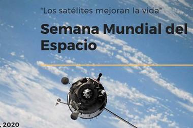 Semana Mundial del Espacio 2020