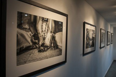 Inaugurada exposición de fotografías de Roberto Chile