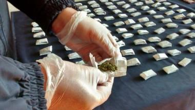 Imagen alegórica al tráfico de drogas