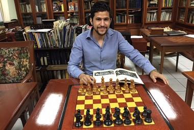 El Gran Maestro villaclareño Yasser Quesada