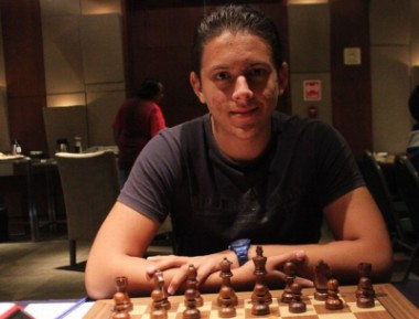 Gran Maestro Carlos Daniel Albornoz.