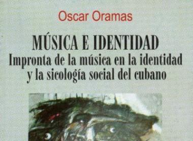 El libro Música e identidad
