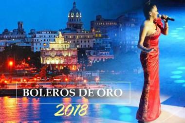 XXX Festival Internacional Boleros de Oro
