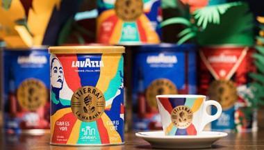 Presentan nueva mezcla especial de café dedicada a La Habana en sus 500. Foto: Lavazza.