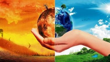 Imagen alegórica al cambio climático