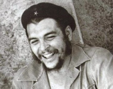 Comandante Ernesto Che Guevara.