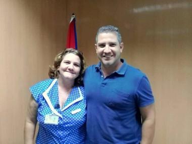 Científicos cubanos