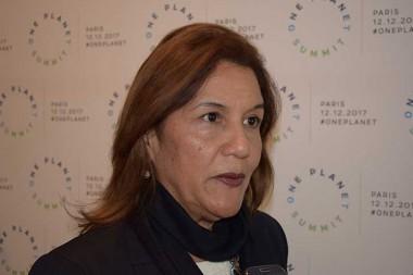La ministra cubana de Ciencia, Tecnología y Medioambiente (Citma), Elba Rosa Pérez