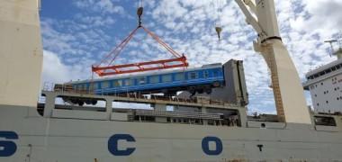 Nuevos coches de ferrocarril