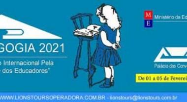 Convocatoria al Congreso Internacional Pedagogía 2021