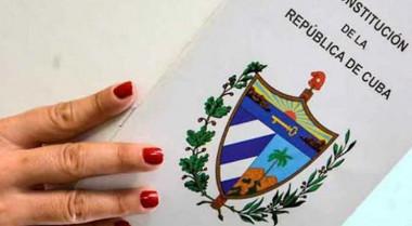 Subversión en Cuba y la visión sesgada de la Constitución