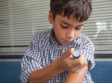 El niño diabético y la escuela