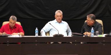 Miguel Díaz-Canel, Presidente de los Consejos de Estado y de Ministros