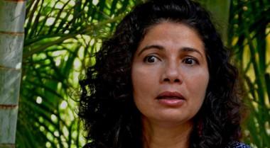 Maritza Ceballo, codirectora del documental. Foto: Juan Carlos Borjas