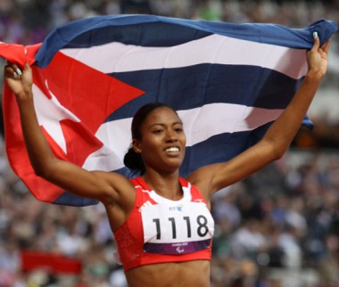 Cubana Omara Durand, la mejor atleta de Río de Janeiro 2016