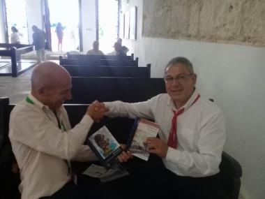 Religiosidad cubana en narrativa chilena