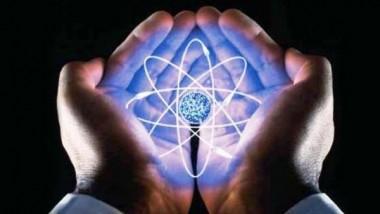 Imagen alegórica a la energía nuclear