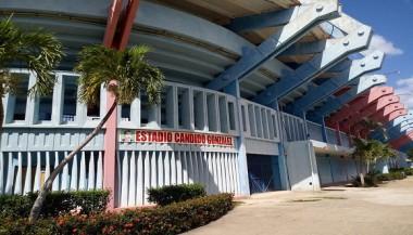 estadio Cándido González de Camagüey