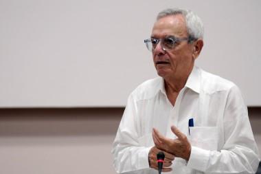 Doctor Eusebio Leal Spengler