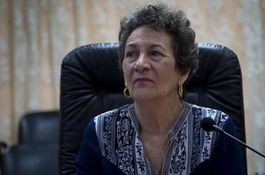 Otorgan a la Doctora Martha Prieto el Premio Nacional de Derecho 2019