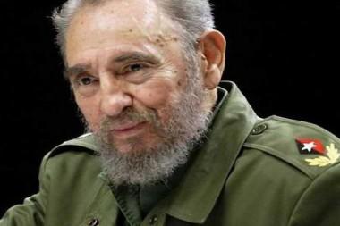 Líder de la Revolución Cubana, Fidel Castro