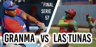Jugada a Jugada Final Serie Nacional 57