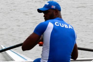 Ángel Fournier, finalista olímpico de Río de Janeiro 2016, multilaureado en copas y campeonatos del orbe.
