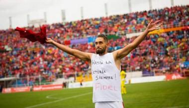 Visitará Cuba futbolista peruano que dedicó gol a Fidel