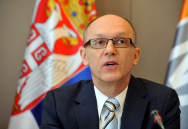 Ministro de Serbia para medio ambiente de vista en Cuba