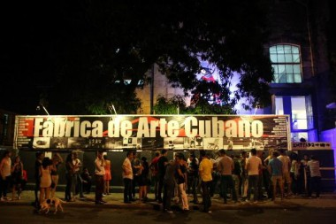 Nominada Fábrica de Arte Cubano a los World Travel Awards