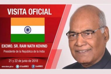 Presidente de la India, Ram Nath Kovind