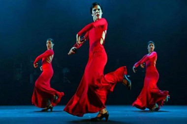 bailarina cubana Irene Rodríguez