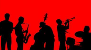 Banner alegórico al Jazz