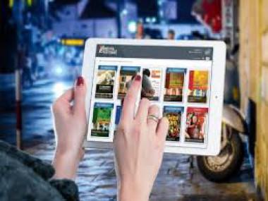 Imagen de la librería virtual Cuba
