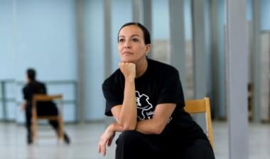 bailarina y coreógrafa cubana Lizt Alfonso