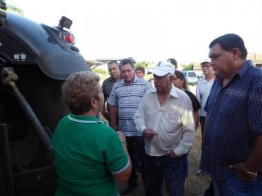 Recorre Machado Ventura importante bioeléctrica en Ciego de Ávila
