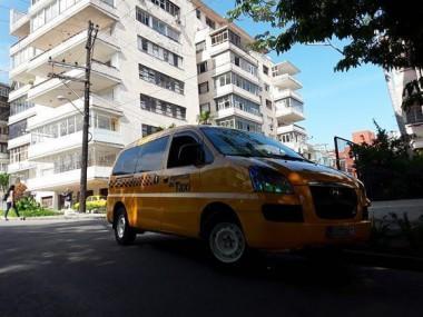Dos nuevas rutas de taxis en La Habana