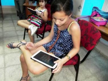 Camagüey celebra Día Internacional de las Niñas y las TIC