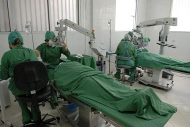 Centro de Microcirugía Ocular del Instituto Cubano de Oftalmología, Ramón Pando Ferrer, en La Habana