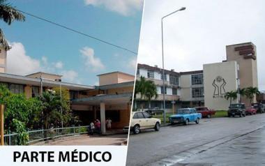 A pesar de los esfuerzos del equipo médico, aún se encuentran en estado crítico extremo dos de los pacientes que sufrieron quemaduras en el accidente de las pasadas parrandas remedianas. Foto: Vanguardia.