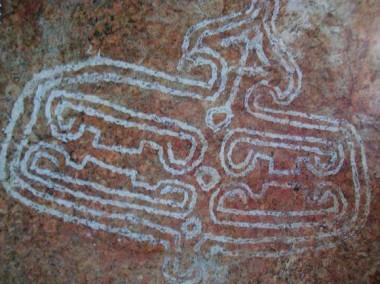 Descubren en cueva localizada en la Sierra Maestra nuevo sitio de arte rupestre cubano