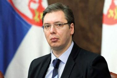 Presidente de Serbia, Aleksandar Vucic