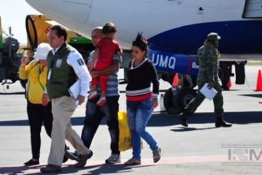 México devuelve a Cuba a indocumentados que intentaban llegar a EE. UU.