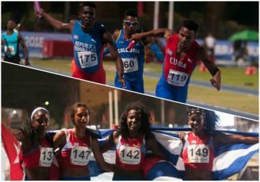 Atletas cubanos del deporte rey comienzan gira invernal